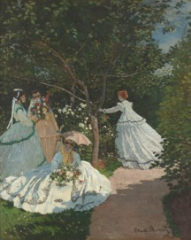 Impressionism, Fashion, and Modernity exhibit at the Art Institute of Chicago is a must see for all ages