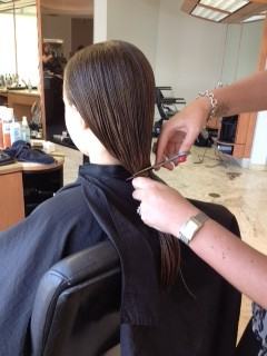 6 lessons my tween learned when donating hair to charity for A little off the top salon