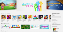 Apple launches new Kids section in App Store but it is not tween-friendly