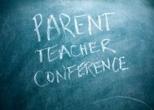 How registering for parent teacher conferences pushed me over the edge