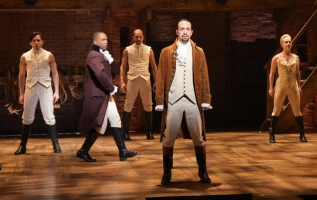 Parenting resolutions inspired by Hamilton: An American Musical