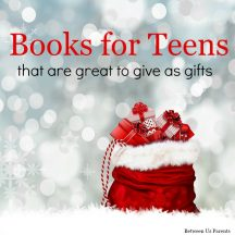 Riveting YA books that are great gifts for teens