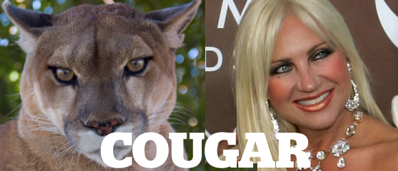 Shes A Cougar