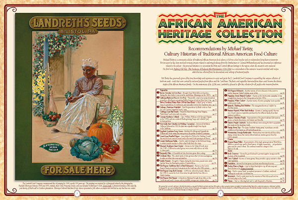 D Landreth Seed Company The African American Heritage Collection sm.png