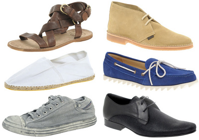 The Perfect Spring/ Summer Shoe? | Men's Street Fashion