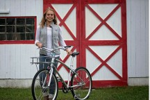 How one young woman is changing the world one bike at a time and why you should support her