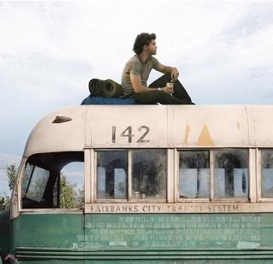 DVD Review - Into the Wild with Emile Hirsch