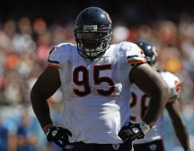 Bears DT Anthony Adams speaks out on the Penn State controversy