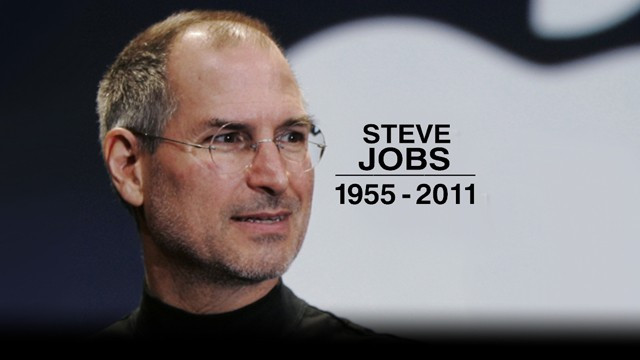 Obituary for the Quiet Green Guy, Steve Jobs