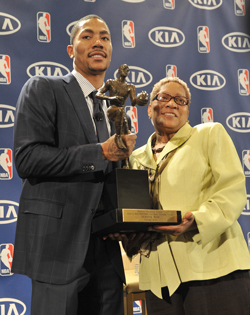 Derrick Rose Is No Role Model?