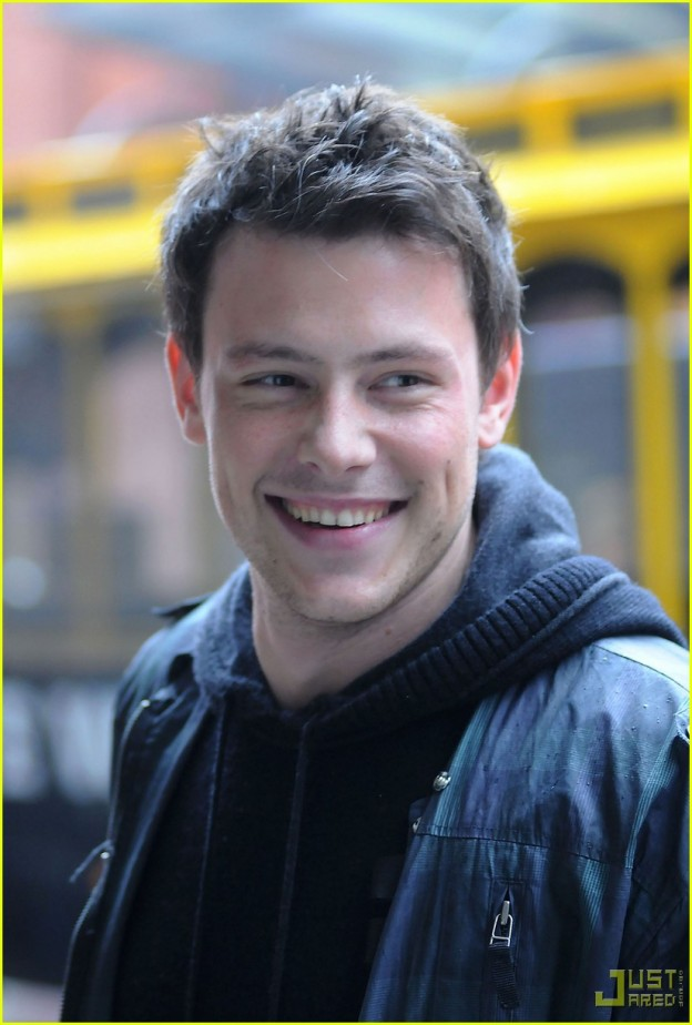 Cory Monteith: Trying hard to die while others struggle to live