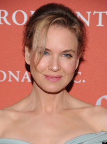 Renee Zellweger:  Why does Hollywood have to eat its young?