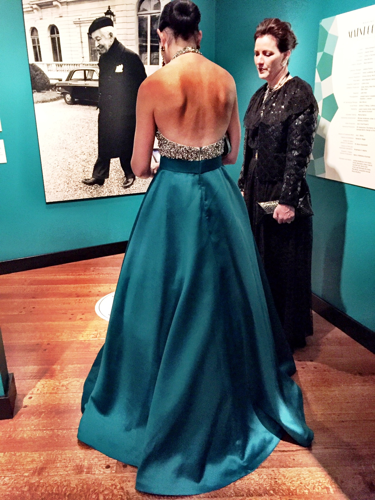 What Chicago wore to the Mainbocher opening gala at Chicago History Museum