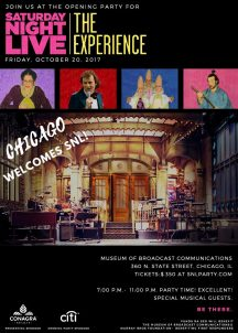 """Saturday Night LIVE: The Experience"" Opening Night Benefit"