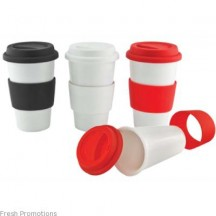 REUSABLE COFFEE CUPS:      I'm not a coffee drinker.  However, I have always thought people walking around with a coffee cup in their hand look very cool.  They just seem to enjoy it so much and I hate that I was missing that enjoyment.  Now I can look just as cool and no one has to know there's pink lemonade in there.
