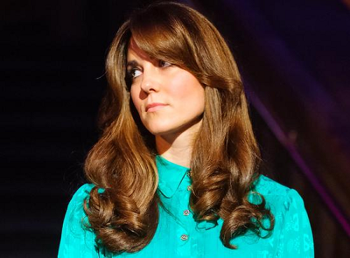 Chicago's Best Bang Trim Stylist gives the Scoop on Kate Middleton's New Angled Fringe