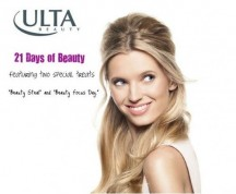 Step into Spring with ULTA 21 Days of Beauty