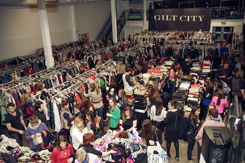 Gilt City Chicago Presents the Gilt City Fall 2013 Warehouse Sale