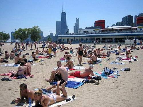 Charmin Beaches Relief Project Coming to North Avenue Beach
