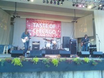 The Lemonheads with Material ReIssue Live at Taste of Chicago - 6/28/11