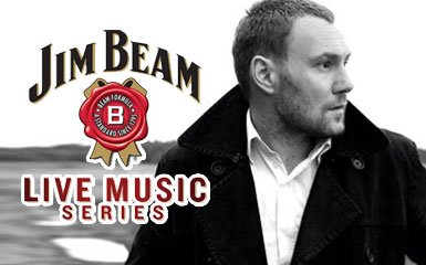 Concert Preview and Ticket Giveaway: David Gray Live at House of Blues (Part of the Jim Beam Live Music Series - Saturday, 6/30/12)