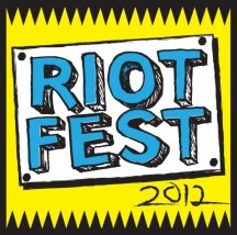 Concert Review: Riot Fest Chicago, Day 3 - Live in Humboldt Park (Sunday, 9/16/12)