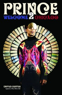 Concert Review: Prince - Welcome 2 Chicago - Night 1 of 3, Live at United Center - A Frustrating Evening of Entertainment and Antagonism (Monday, 9/24/12 at United Center)