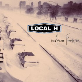 Local H - The Another February EP - cover art