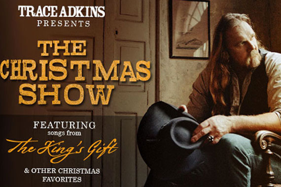 "Q&A Interview With Trace Adkins (""The Christmas Show"" Concert Preview - Thursday, December 5 At The Genesee Theatre in Waukegan)"