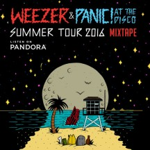 Concert Review: Panic! At The Disco and Weezer (Sunday, July 10, 2016 at Hollywood Casino Amphitheatre in Tinley Park, IL)