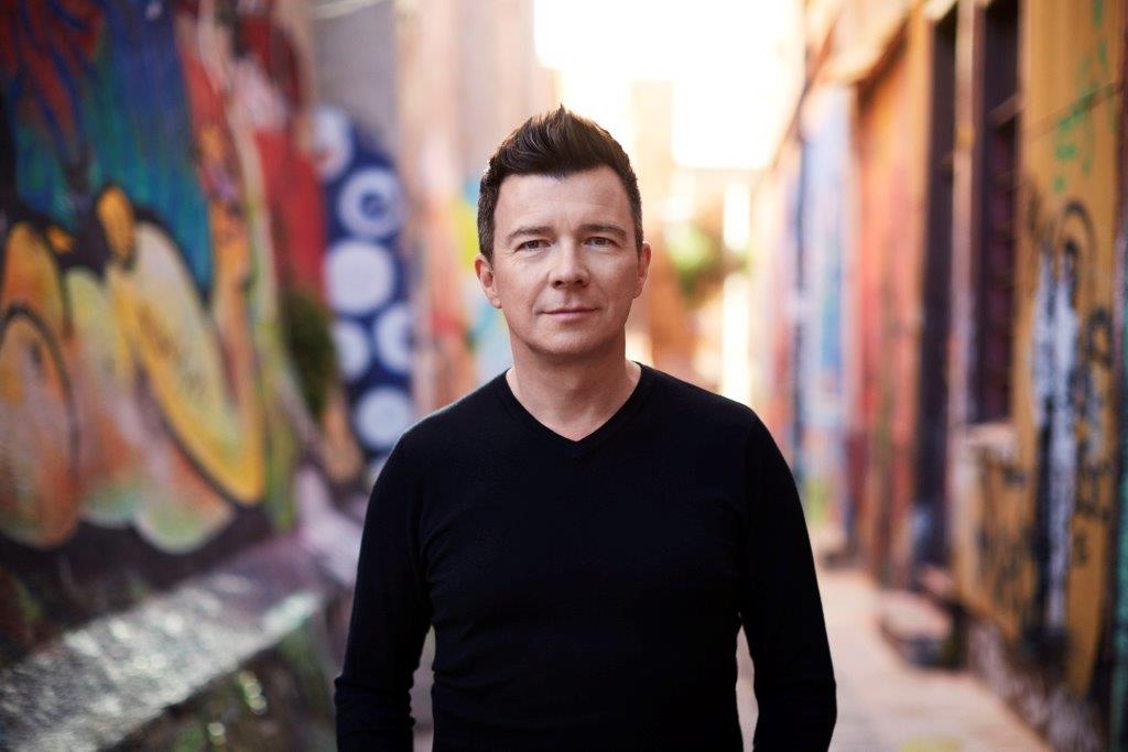 Q&A Interview With Rick Astley (Concert Preview: Wednesday, April 25, 2018 At House Of Blues)