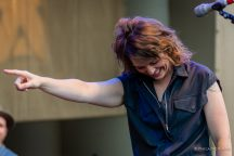Photo Gallery: Brandi Carlile And Martha Redbone Roots Project Live At Taste Of Chicago (Wednesday, July 11, 2018 At Petrillo Music Shell)