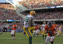 Bears Out-Game Planned, Lose to Packers 27-17