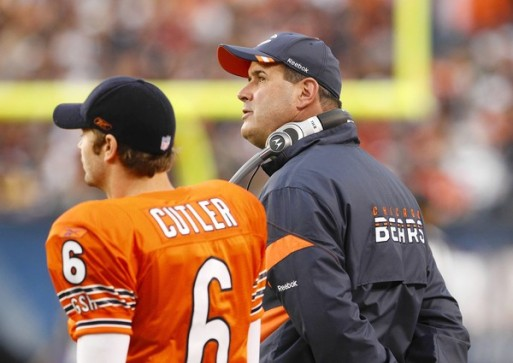 Bears promote Mike Tice to offensive coordinator role