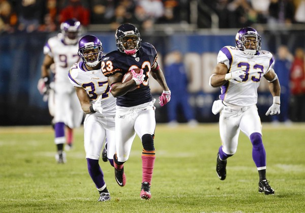 Devin Hester Named NFC Special Teams Player of the Week