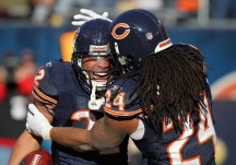 Chicago Bears Huddle Stock Report