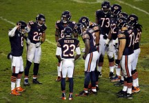 Bears had an opportunity to make a statement, and they blew it