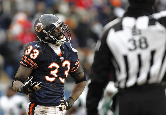 Charles Tillman named NFC Defensive Player of the Month