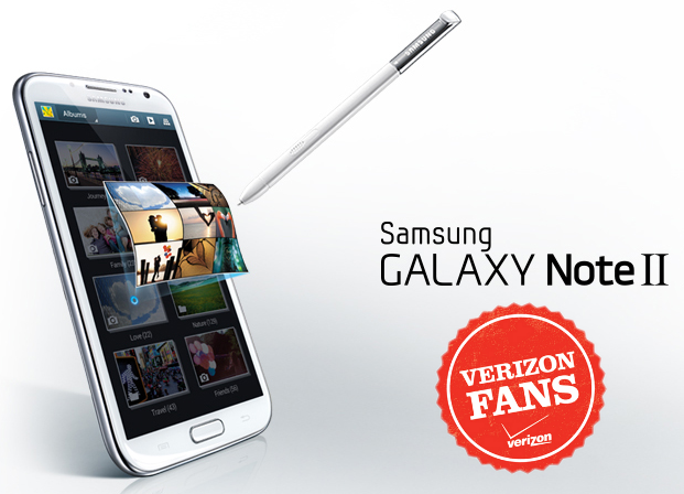 NFL fans rejoice, Samsung Galaxy Note II scores extra points