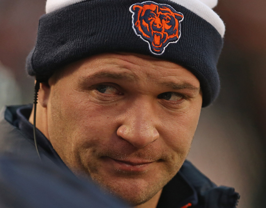 Bears' noncommittal stance on Urlacher could be indication of reservations