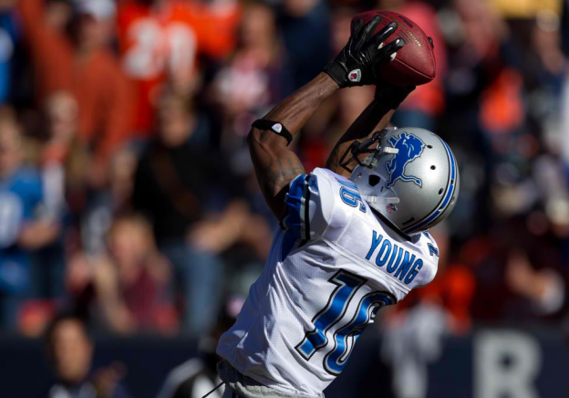 Titus Young a good option for the Chicago Bears?