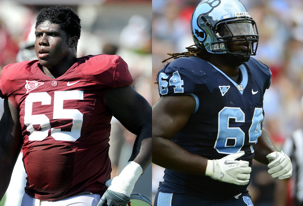 Tale of the Tape: Chance Warmack vs. Jonathan Cooper