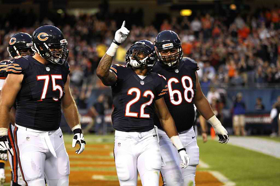 Big year for Matt Forte could mean big success for developing Chicago Bears offense