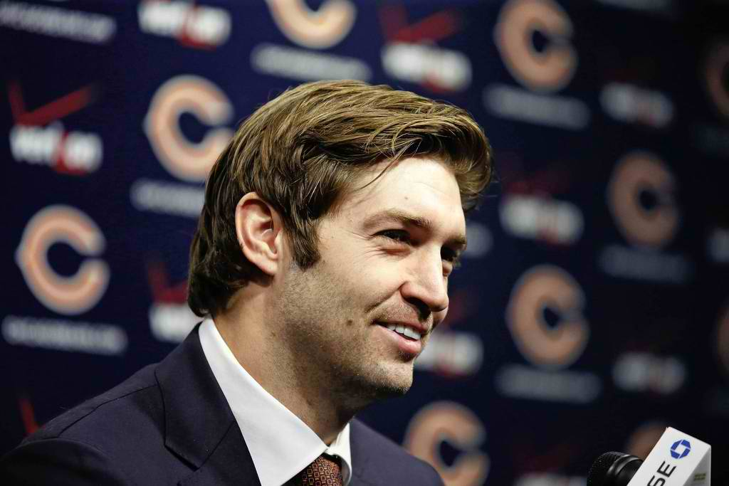 Like it or not, Jay Cutler is the Chicago Bears' present and future