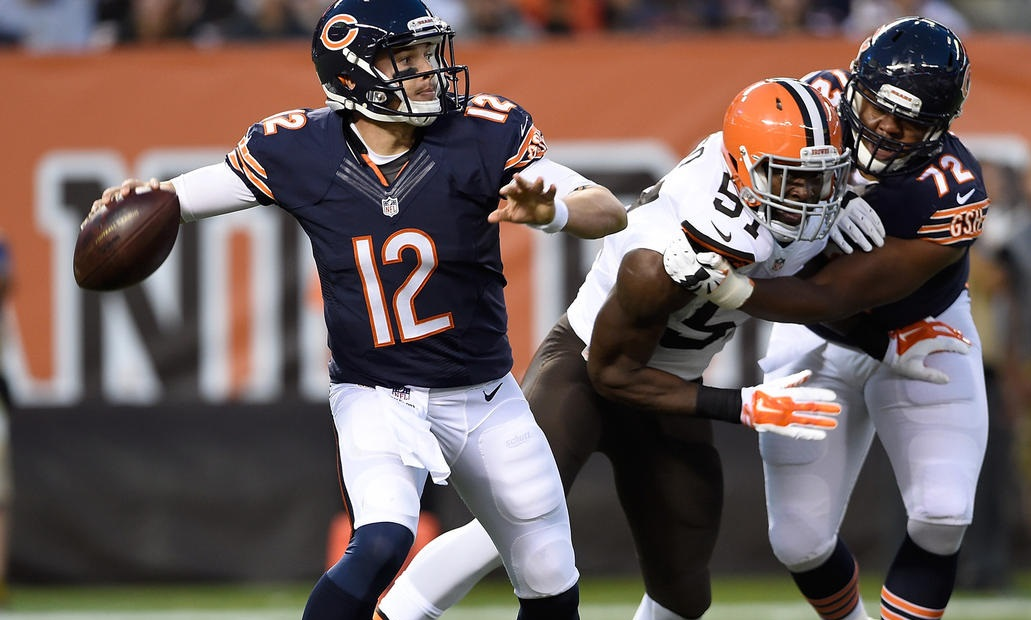 Chicago Bears close out the preseason with a loss to the Cleveland Browns