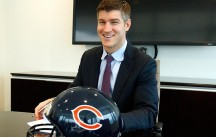 Chicago Bears hire Ryan Pace as GM
