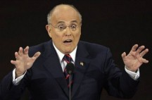 Rudy Giuliani hates his mother, black people and Pomeranians