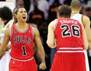 Analyzing the home stretch, Bulls are in three races