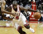 Luol Deng's the second most important player on this team