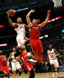 Chicago Bulls at Los Angelas Clippers 9:30pm on WGN / NBA TV